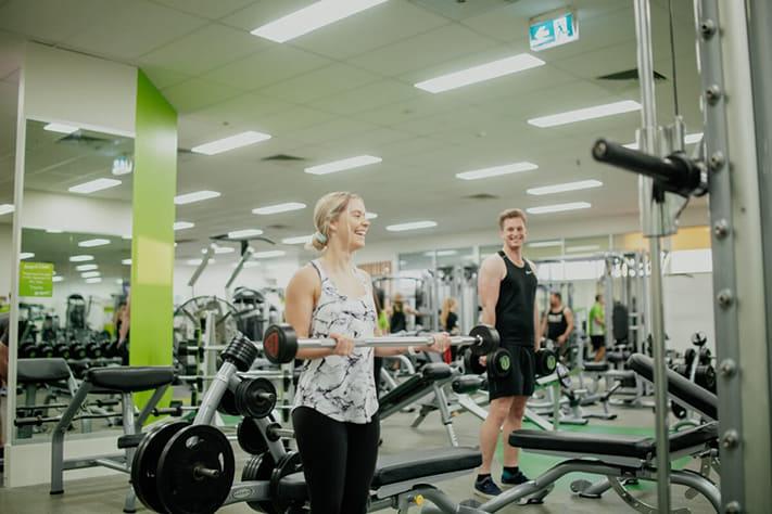 Alexandra Hills ifeelgood 24/7 Gym Facilities