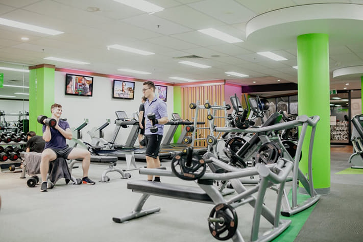 Indooroopilly ifeelgood 24/7 Gym Facilities