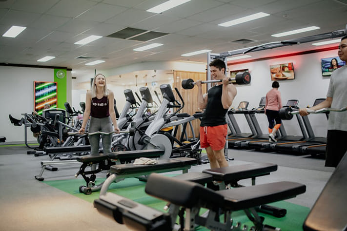 Wynnum ifeelgood 24/7 Gym Facilities