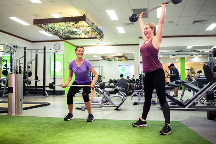 Coopers Plains ifeelgood 24/7 Gym Facilities