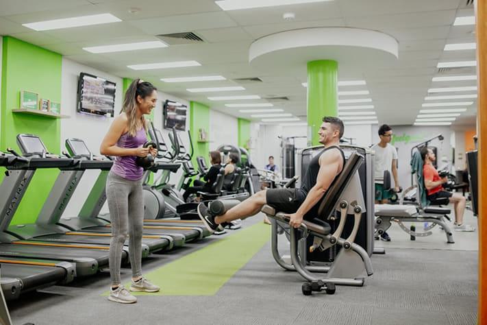 Oxley ifeelgood 24/7 Gym Facilities