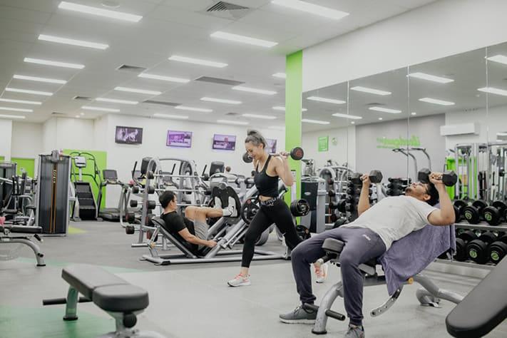 Runcorn ifeelgood 24/7 Gym Facilities