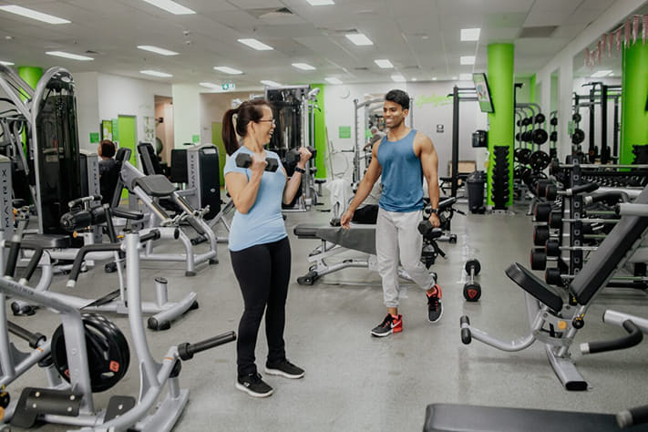 Middle Park ifeelgood 24/7 Gym Facilities