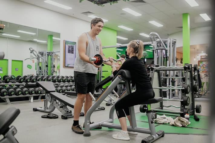 Park Ridge ifeelgood 24/7 Gym Facilities